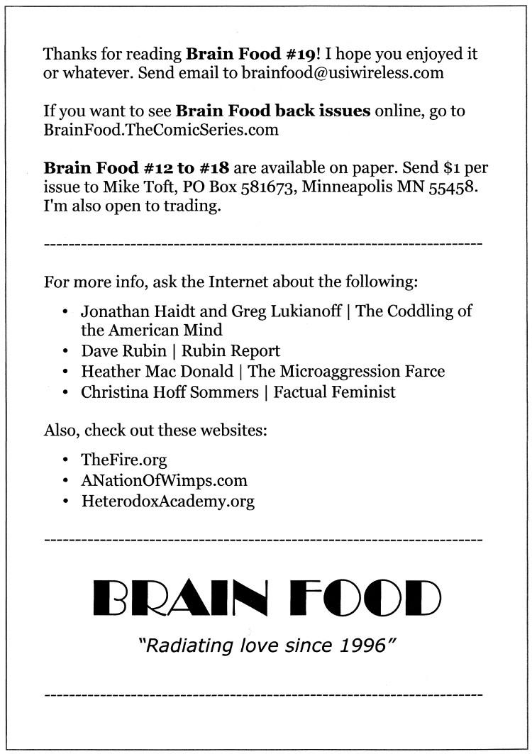 Brain Food 19